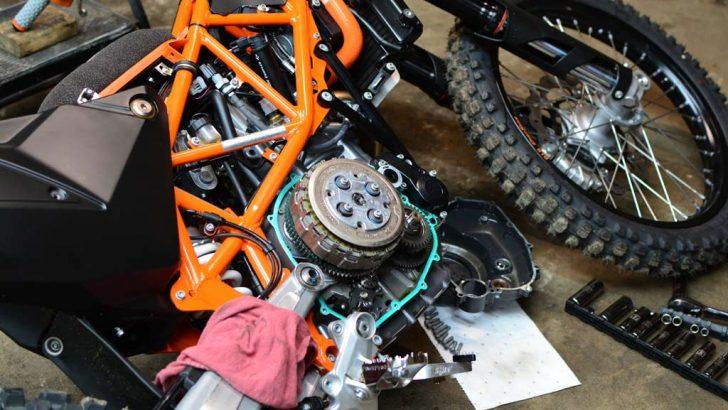 Kursus Mekanik Motor Sampai Mahir