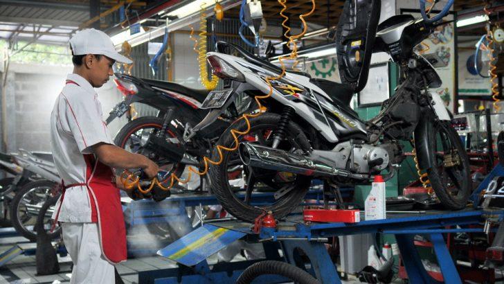 Kursus Mekanik Motor Standar